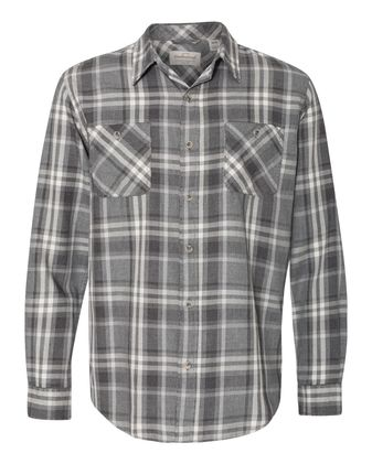 Weatherproof Vintage Burnout Flannel Shirt 178573