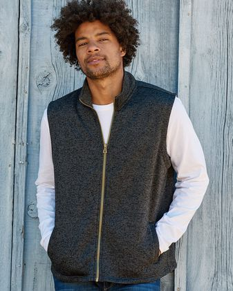 Weatherproof Vintage Sweaterfleece Vest 2030117