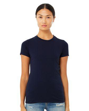 BELLA + CANVAS Women\'s Cotton/Polyester Tee 6650