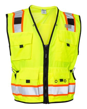ML Kishigo Professional Surveyors Vest S5000-5001