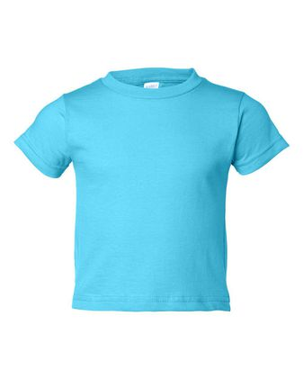 Rabbit Skins Toddler Cotton Jersey Tee 3301T