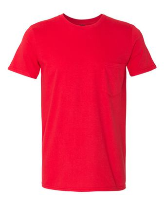 Anvil Lightweight Pocket T-Shirt 983