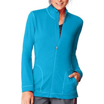 Hanes Sport Women\'s Performance Fleece Zip Up Jacket O9327