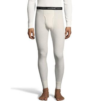 Hanes Men\'s Waffle Knit Thermal Pant 3X-4X 125446