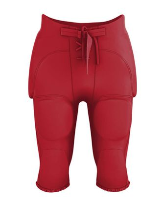 Alleson Athletic Youth Solo Series Integrated Football Pants A00191