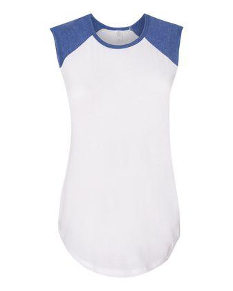 Alternative Women\'s Vintage Jersey Team Player Tee 5104