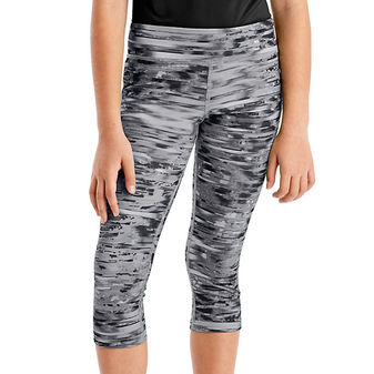 Hanes Sport Girls\' Performance Capri Leggings OK309