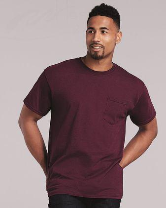 Gildan Ultra Cotton® Pocket T-Shirt 2300