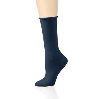 HUE Women\'s Jeans Socks 6487