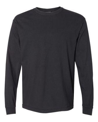 Comfort Colors Garment-Dyed Heavyweight Long Sleeve T-Shirt Sty# 6014