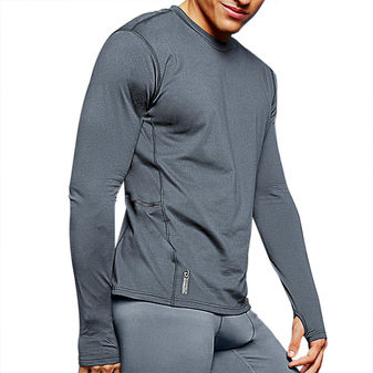Duofold Mens Varitherm Brushed Back Long Sleeve Crew Top KCB1