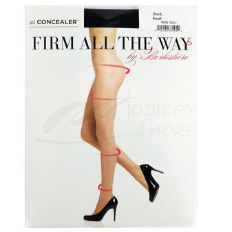 Berkshire Women\'s Firm All The Way The Concealer Pantyhose 5052