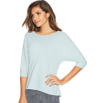 Maidenform Dolman Sleeve Lounge Top MFW7140