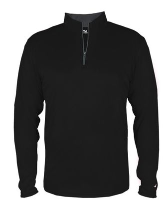 Badger B-Core Youth Quarter-Zip Pullover 2102