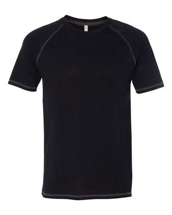 All Sport Triblend Short Sleeve Crewneck T-Shirt M1101
