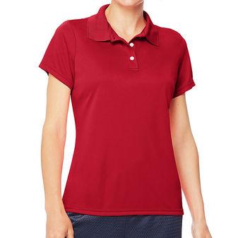 Hanes Womens Cool Dri Sportshirt 480W