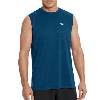 Champion Vapor Mens Viz Muscle Tee Shirt T0045