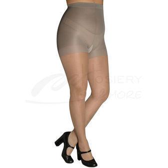 Berkshire Queen Ultra Sheer Shimmer Pantyhose Control Top 4412