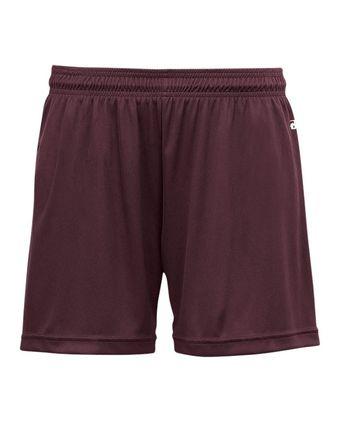 Badger Girls\' B-Core Shorts 2116