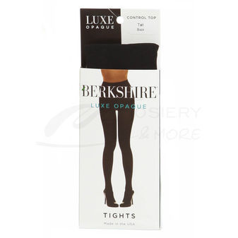 Berkshire Luxe Opaque Control Top Tights 4741