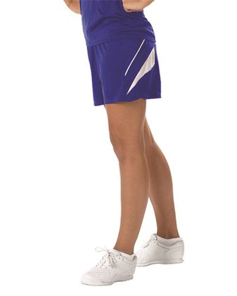 Alleson Athletic Women\'s Loose Fit Track Short A00227