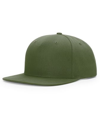 Richardson Pinch Front Structured Snapback 255