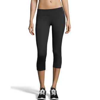 Hanes Sport™ Women\'s Performance Capri Leggings O9010