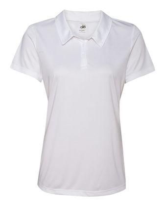 All Sport Women\'s Performance 3-Button Sport Shirt W1809