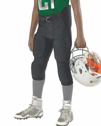 Alleson Athletic Youth Intergrated Football Pants A00195