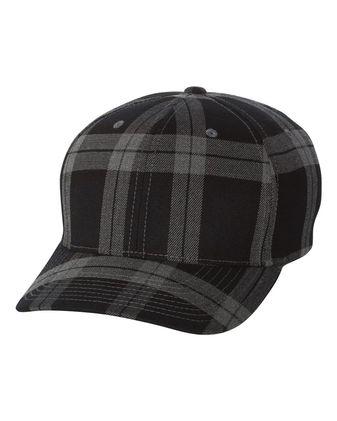 Flexfit Tartan Plaid Cap 6197