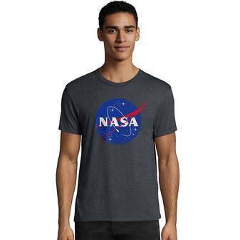 Hanes Men\'s NASA Meatball Graphic Tee GT49 Y07427