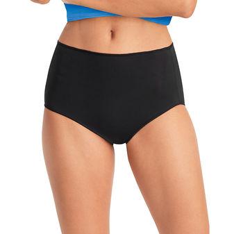 Hanes Cool Comfort™ Women\'s Microfiber Briefs 10-Pack MX40AS