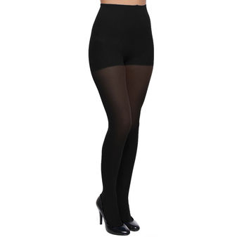 DKNY Comfort Luxe Opaque Control Top Tight 0A729