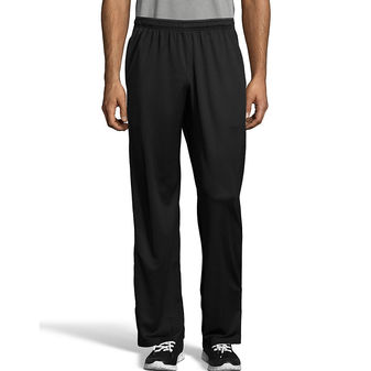 Hanes Sport X-Temp Men\'s Performance Training Pants with Pockets O5A08