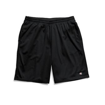 Champion Long Mesh Men\'s Shorts with Pockets 81622