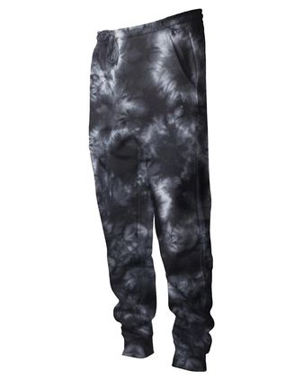 Independent Trading Co. Tie-Dye Fleece Pants PRM50PTTD