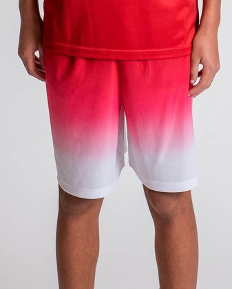 Badger Youth Ombre Shorts 2206