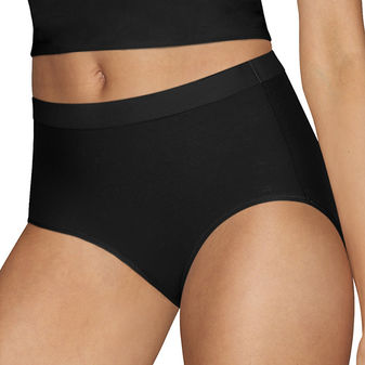 Hanes Ultimate Women\'s Constant Comfort X-Temp Brief 3-Pack 40XTB5