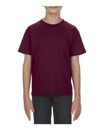 ALSTYLE Youth Classic Short Sleeve T-Shirt 3381