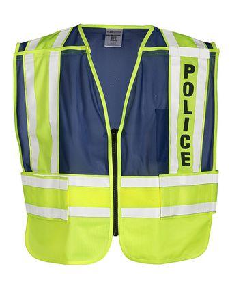 Kishigo Police Vest 8051BZ