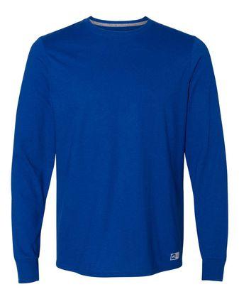 Russell Athletic Essential Long Sleeve 60/40 Performance Tee 64LTTM