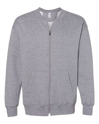 Gildan Hammer Fleece Full-Zip Sweatshirt HF700