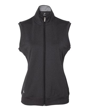 Adidas Women\'s Full-Zip Club Vest A272