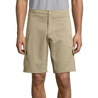 Hanes Sport™ Men\'s Woven Utility Shorts O5443