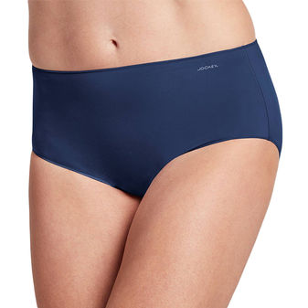 Jockey Women\'s Underwear No Panty Line Promise Tactel Hip Brief 1372