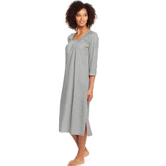 Hanes Women\'s Lounging Around Gown HAC80108