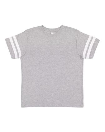 LAT Youth Football Fine Jersey Tee 6137
