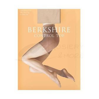 Berkshire Women\'s Silky Control Top Pantyhose 8723