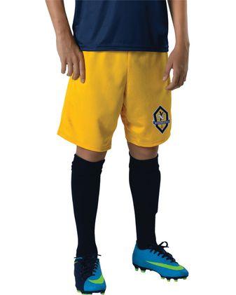 Badger Training Shorts with Pockets 599KPP