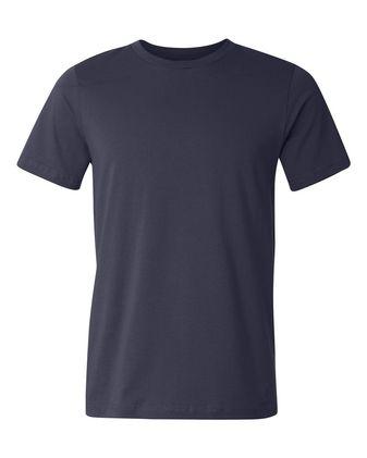 Bella + Canvas Unisex Made In USA Jersey Short Sleeve Tee 3001U